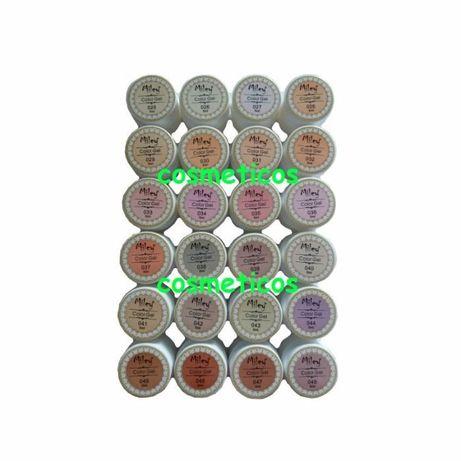 Set 24 GELURI COLORATE Miley NUDE / unghii false /colorate/ natural
