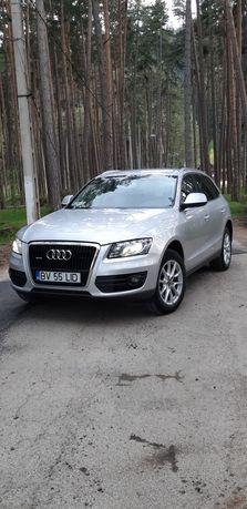 Audi // Q5 // 2011 // Euro 5