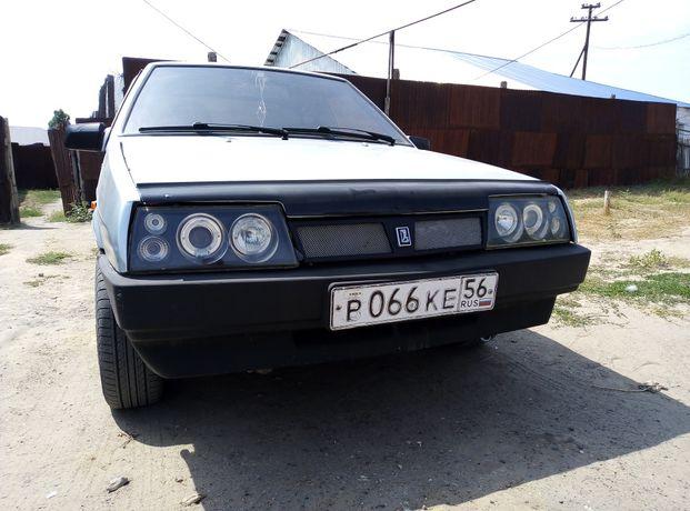Продам Ваз 21099 EuroSamara 1998г.в. Инжектор