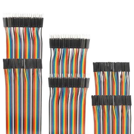 fire dupont breadboard cabluri dupont breadboard jumperi dupont breadb
