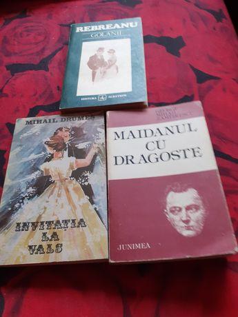 Trei cărți de excepție ale literaturii romane