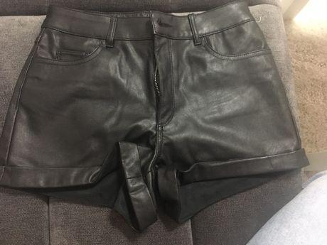 Кожени панталонки