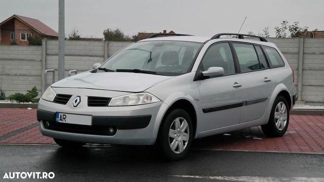 Renault Megane 1.5 DCI Diesel, an 2003 Luna 12