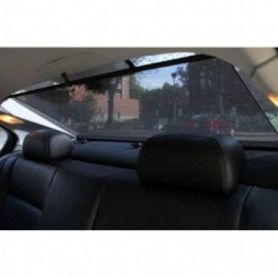 Щора , слънцезащитен сенник за кола за задно стъкло универсална,черна
