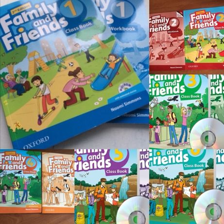 Family and friends ОРИГИНАЛ