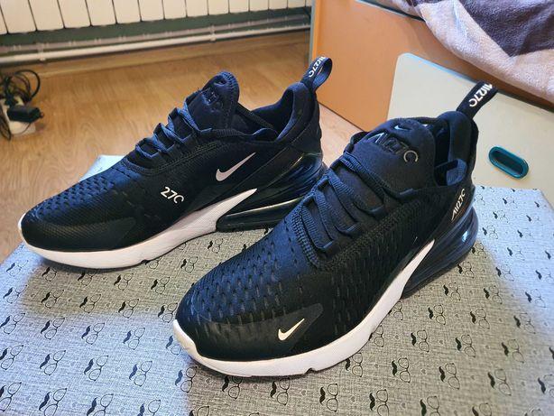 Nike Air Max 270 black/negru, noi, 38.5