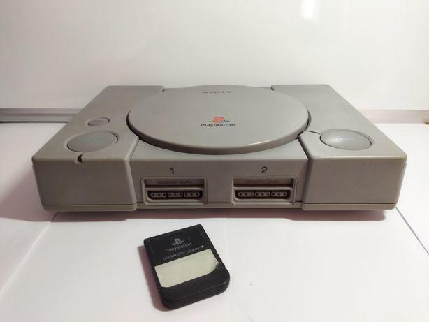 PlayStation 1 și Volan SpeedMaster 2 | Made in Japan