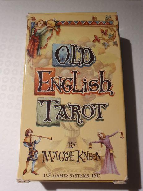 Новая колода Old English Tarot