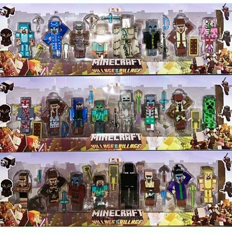 Наборы Майнкрафтф ( Minecraft)