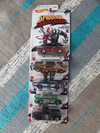Hot Wheels Marvel Spiderman de colectie