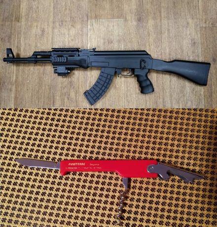 Нож тип АК-47