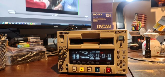 Transfer casete video DVcam , MINIdv HDV pe HDD 35 LEI\ORA