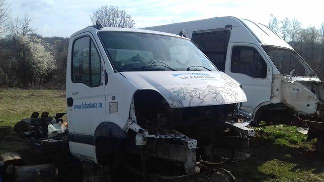 Vând cabină Renault Mascott an 2008