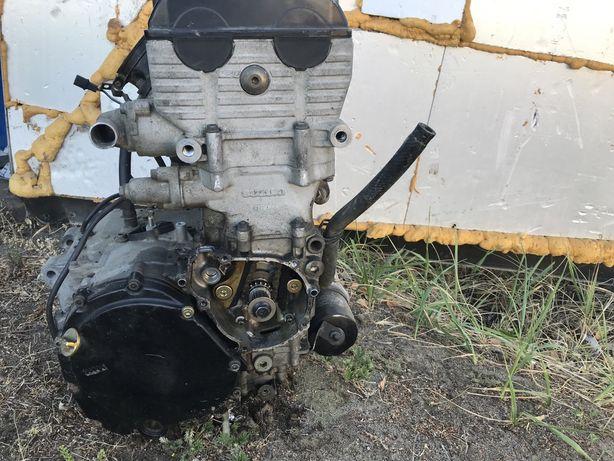 Двигатель на suzuki gsxr 600