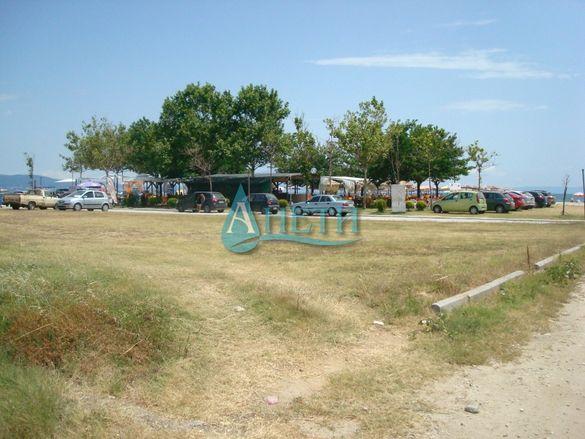 УПИ 445 м2 на плажа в курортно селище Ставрос, Гърция