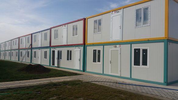 Контейнери за живеене, офис, склад - най-добра цена в България