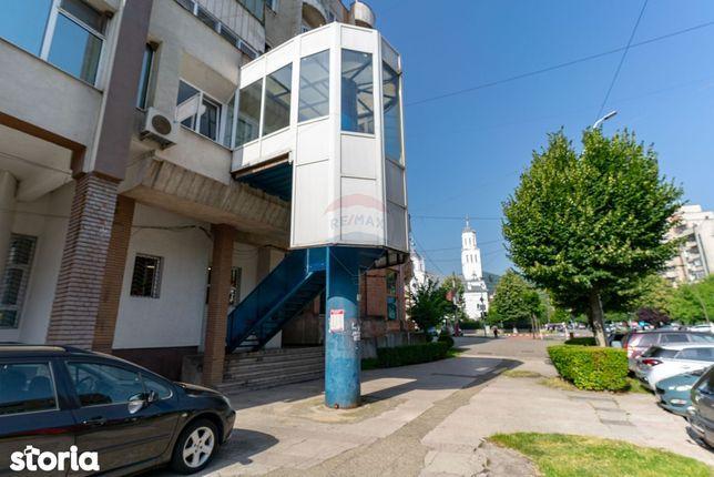 Spațiu de birouri , 174 mp ,în Deva ,zona Centrala , jud.Hunedoara