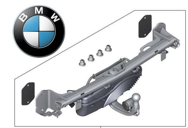 Retrofit montaj instalatii electrice carlig remorcare BMW