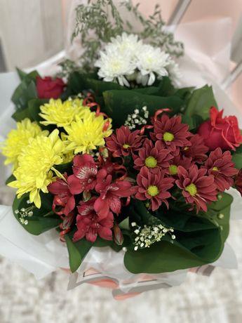 Шикарные букет цветов