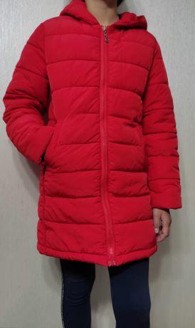 Тёплая, куртка на осень.