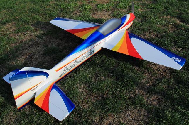 """Радиоуправляемый пилотажный самолёт F3A """"Angel's shadow"""""""