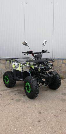 "Бензиново ATV Vion Motors Grizzly 150 CC с 8"" директен внос"