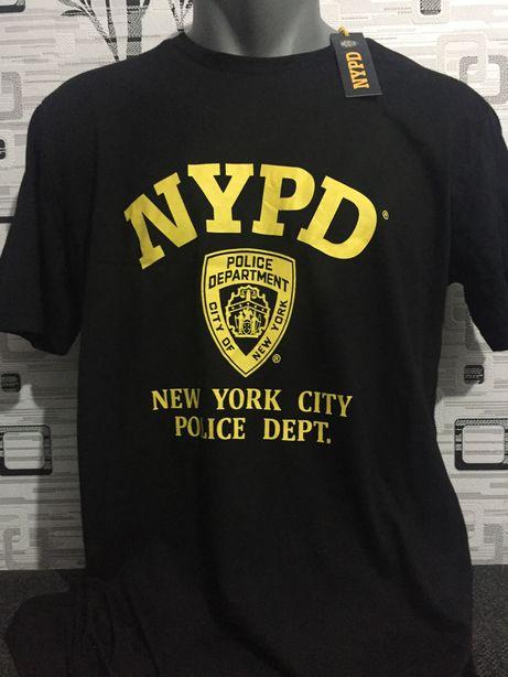 Tricou NYPD Negu