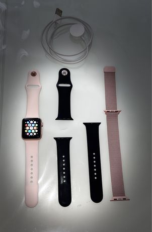 Apple watch series 3, 38 mm
