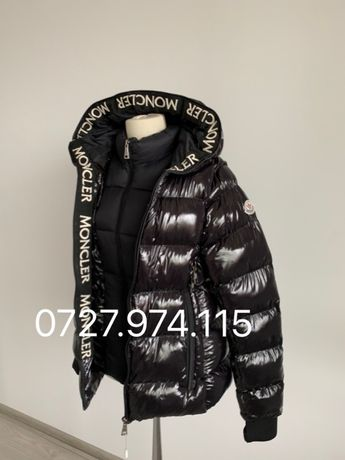 Geaca Moncler made in Romania Original dama model Sw2020