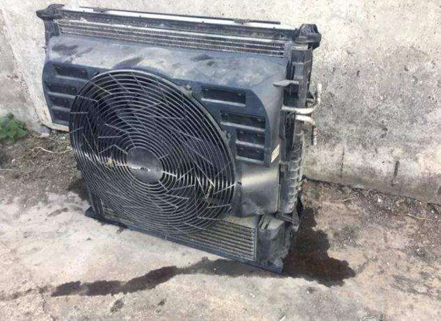 Electroventilator ventilator ac clima Range Rover Vogue L322 3.0 tdv6