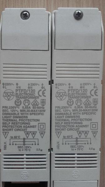 Трансформатори на 12в за лунички гр. Благоевград - image 1