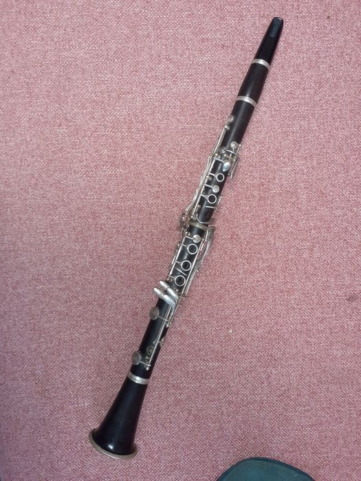 Clarinet selmer soloist de lemn profesional Bucuresti - imagine 1