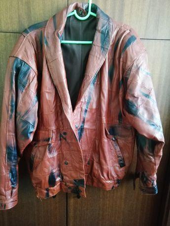 Чисто ново яке от еко кожа
