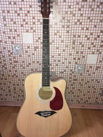 Гитара акустическая в идеальном состоянии