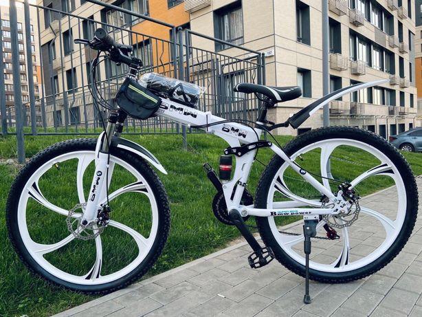 Велосипед БМВ, доставка есть