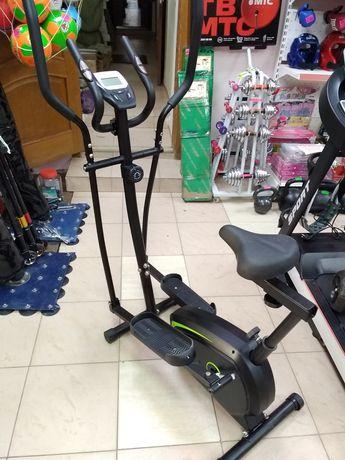 """Велотренажер + Имитатор лыжного хода """"2 в 1"""" !В наличии! С Гарантией!"""
