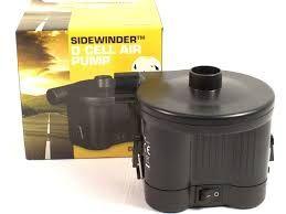 Pompa electrica pentru umflat obiecte gonflabile cu baterii bicicleta