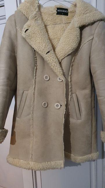 Palton piele eco Missgrace S