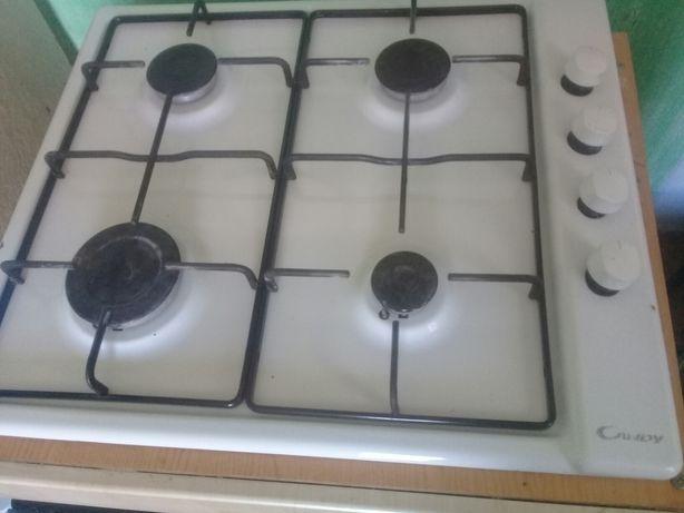 Продам газовую плиту встраиваемый с электрическим поджогом с духовым