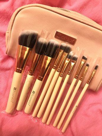 Кисти для макияжа BH cosmetics набор кистей