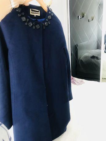 Кашемировое пальто новое (46)