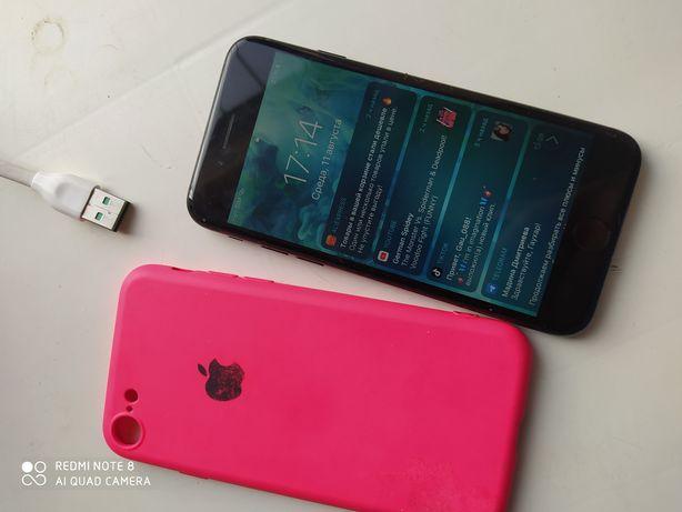 iPhone 7 128 г. В отличном состоянии