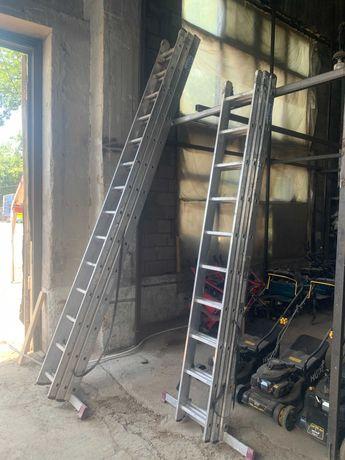 Аренда лестницы стремянки от 1800₸.Прокат инструмент,трансформер,рохля