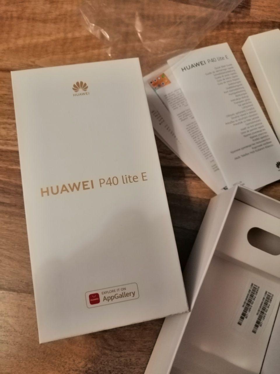 Vând cutie de Huawei P40 liteE