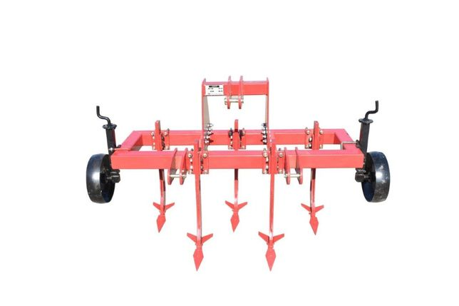 Scarificator 5 brate rosu DH43