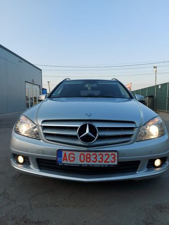 Mercedes C 220 Blue Efficiency