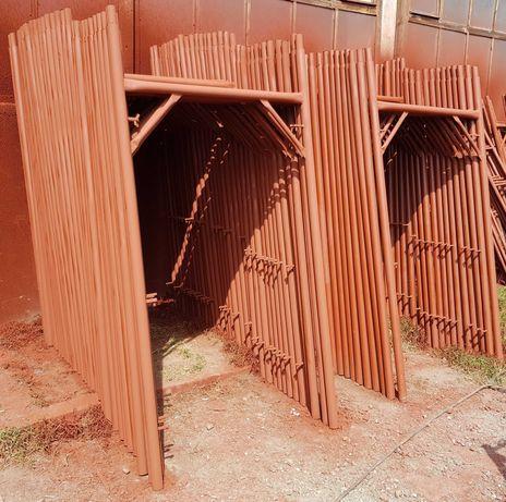 ТОП цена 3500 лв. НОВО фасадно италианско скеле