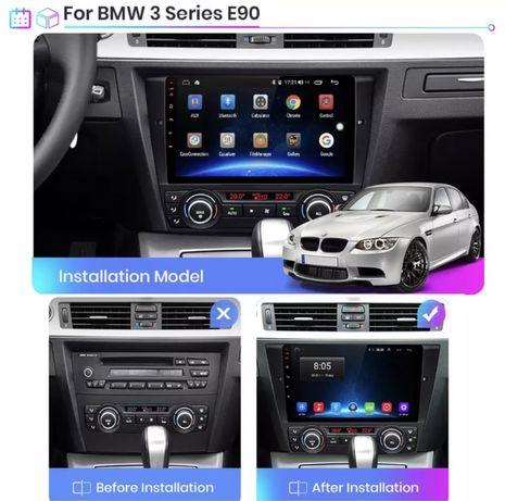Bmw e90 мултимедийна навигационна система