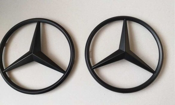 Емблема пр.решетка Мерцедес/Mercedes W204/W205/W207/W212/Х204/W245