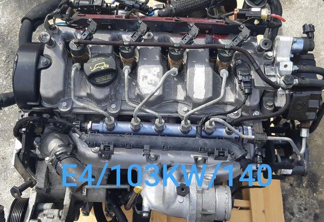 Motor hyundai  tucson 2.0crdi  103kw 140cp  E4 4×4